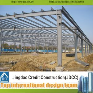 Fast Assemble and Professional Steel Structural Warehouse & Factory Building pictures & photos
