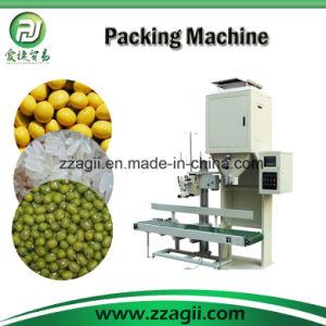 Zhengzhou Factory Granule Corn Animal Feed Filling Packing Machine pictures & photos