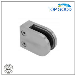 Stainless Steel Glass Clamp with High Quality (80020) pictures & photos