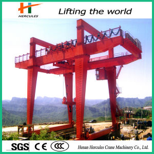 Mg Type Double-Girder Gantry Crane (10-500t) pictures & photos