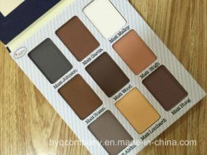 Super Popular The Balm Meet Matt (e) 9 Colors Nude Eyeshadow Palette pictures & photos