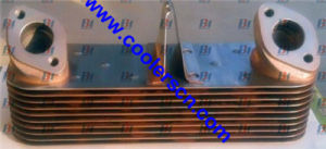 Oil Cooler|Heat Exchanger|Engine Parts|for Mercedes Benz Truck (002 188 18 01)