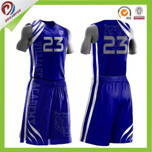 New Style Best Wholesales Womens Basketball Uniform Design with Digital Printing pictures & photos