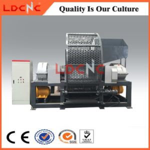 Waste Car Rubber Tire Shredder Cutting Machine Plant pictures & photos