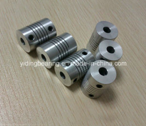Flexible Aluminum Shaft Coupling 5*5mm for 3D Printer pictures & photos