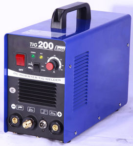 TIG-Series Inverter DC Welding Machine TIG200A pictures & photos