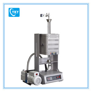 Laboratory 1200c Heat Treatment Vertical Tube Furnace Cy-V1200-50IC pictures & photos
