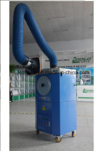 High Airflow Portable Welding Fume Extractor with One or Two Sucking Arms pictures & photos