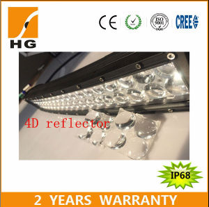 52inch 5W Osram Dual Row 500W LED Light Bar pictures & photos