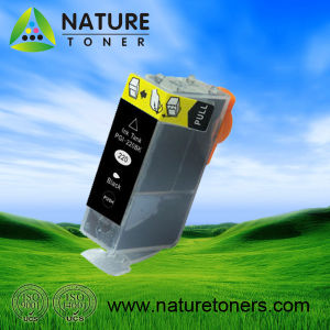 PGI-220BK, CLI-221BK/C/M/Y/GY Compatible Ink Cartridge for Canon Printer pictures & photos