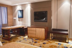 High Quality Hotel Bedroom Furniture (NL-WH002) pictures & photos