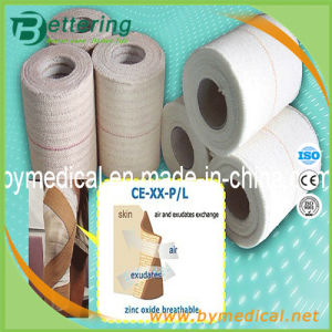 Latex Free Human/ Horse Wrapping Elastic Adhesive Bandage pictures & photos