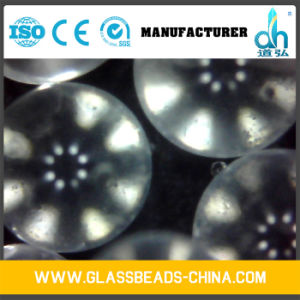 Borosilicate Raw Material Crushed Glass Abrasive Blasting Media pictures & photos