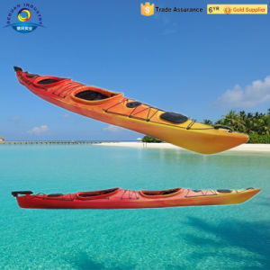 Double Sea Kayak, Sit in Kayak, Whitewater Kayak with Rudder