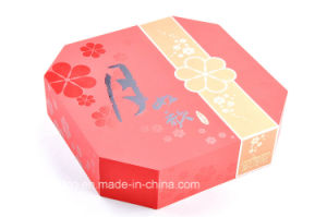 New Design Elegant Moon Cake Box Wholesale Customized Accept pictures & photos