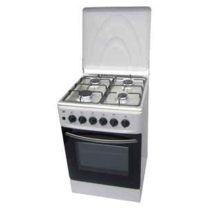 4 Gas Burners Free Standing Gas Stove with Oven pictures & photos