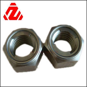 304 Stainless Steel Self-Locking Nut pictures & photos