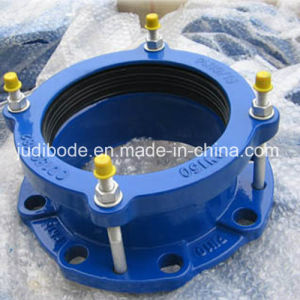 Ductile Iron Flange Adaptor and Coupling pictures & photos