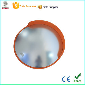 PC and PP Orange Round Road Convex Mirror pictures & photos