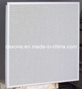 Aluminum Decoration Ceiling Tiles with Perforated