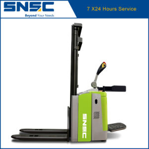 Snsc 1.6 Ton Electric Stacker pictures & photos