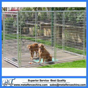 Hot Dipped Galvanized Welding Outdoor Dog Cage pictures & photos