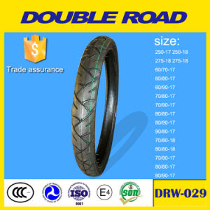 Top Brand Motorcycle Tire 60/80-17 for Philippines Market pictures & photos