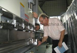60 Ton Hydraulic Press Brake Wc67y-60t/2500 pictures & photos
