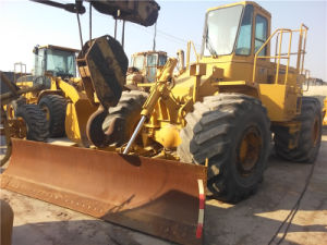 Used Cat Wheel Bulldozer 814b pictures & photos