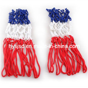 High Quality and Low Price Nylon Basketball Net pictures & photos