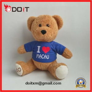 I Love Macau Teddy Bear Custom Made Sourvnir Gift Teddy Bear pictures & photos