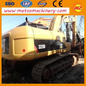 Original Used Cat 29t Hydraulic Crawler Excavator (329D)