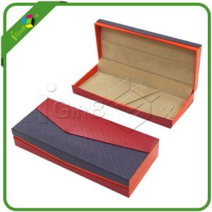 Wholesale Cardboard Paper Folding Jewelry Box pictures & photos