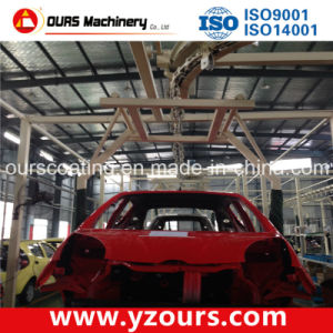 Automatic Powder Coating Line for Car Industry pictures & photos