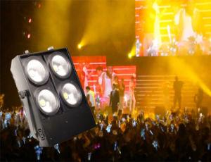 DMX 4eyes LED COB Matrix Audience Blinder Strobe Effect Light