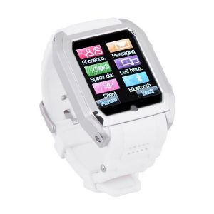 Tw206 1.6 Inch Touch Screen Quad Band Camera Watch Phone