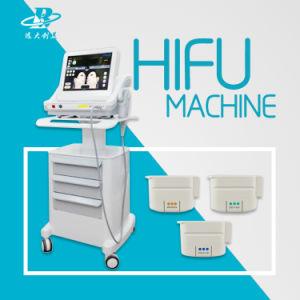 Manufacturer Ultrasound Technology Anti Aging Wrinkle Removal Hifu pictures & photos