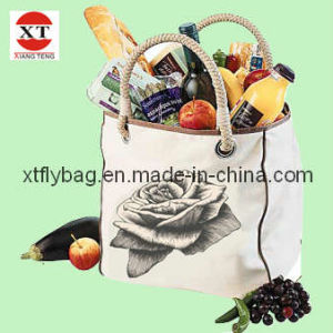 Top Quality Canvas Grocery Bag (FLY-FB20015) pictures & photos