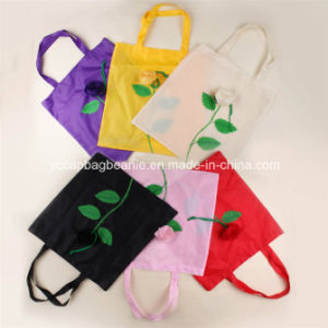 100%Polyester Promotion Shopping Bag pictures & photos