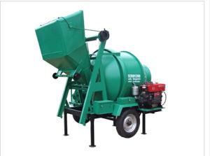 Jzr Series Diesel Concrete Mixer pictures & photos