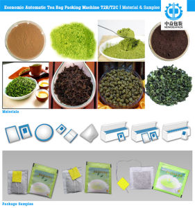 Economical Type Automatic Tea Bag Packing Machine (ND-T2B/T2C) pictures & photos