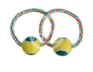 Pet Product Various Dog and Cat Cotton Rope Bite Toys pictures & photos