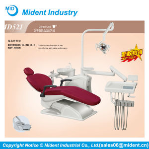 Dental Equipment Electric Dental Unit Dental Chair pictures & photos