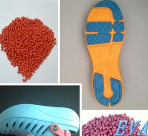 hot melt adhesive granule for shoes EVA pictures & photos