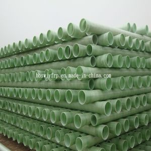 Fiberglass High Strength FRP Winding Cable Protection Pipe/Grpducts pictures & photos