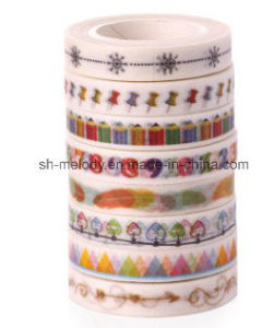 Fancy Decoration Tape/Japanese Washi Tape for DIY Crafts pictures & photos
