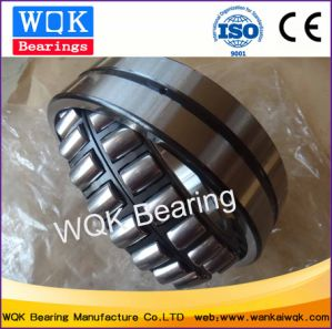 Wqk Bearing 23030 Cc/W33 Steel Cage Spherical Roller Bearing pictures & photos