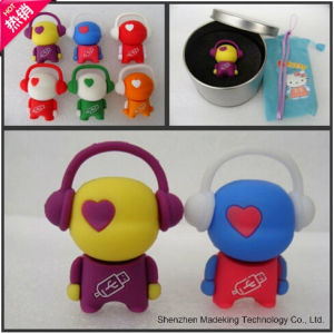 New Musician Shape USB Flash Drives Pen Drive pictures & photos
