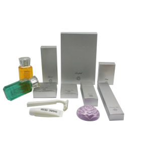 Luxury Hotel Room Amenities List, Hotel Amenities Supplier, Hotel Bathroom Amenities Manufacturer (care set-002) pictures & photos