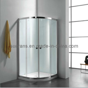 Fashion Design Safety 8mm Tempered Glass Shower Enclosure (SR9I003) pictures & photos